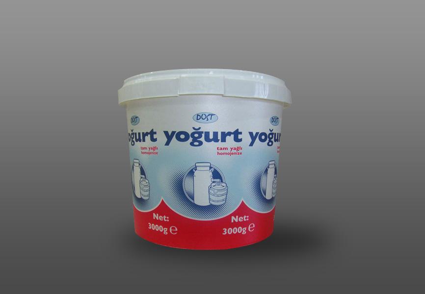 Yoghurt Bucket