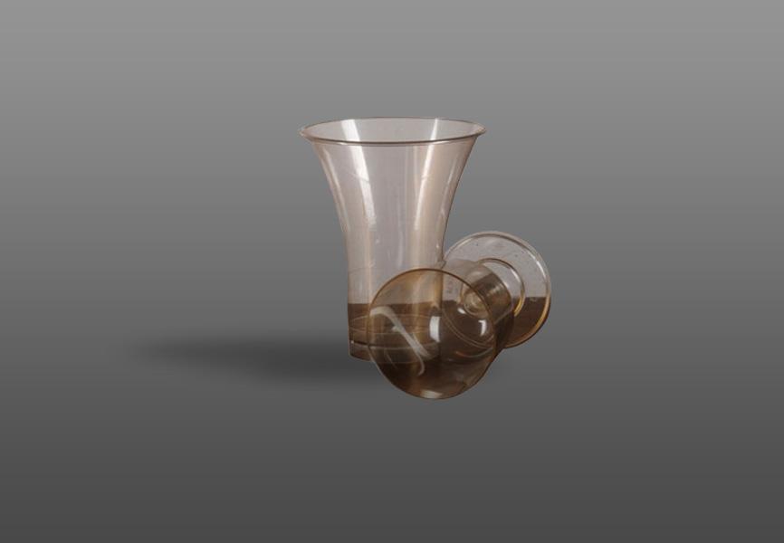Kristal Çay Bardagi